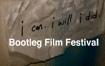 Logo Bootleg Filmfestival Glasgow, Schotland UK