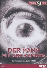 DVD Der Mann Mit Der Film Kamera