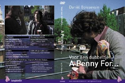 VOOR EEN DUBBELTJE... / A PENNY FOR... DVD-Cover