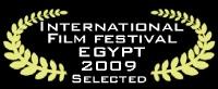 IFFE - INternational Film Festival Egypt 2009