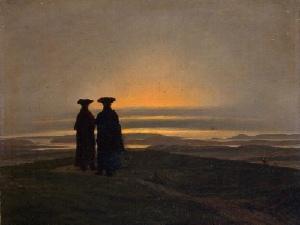 Caspar David Friedrich - Twee Broers