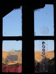 Uitkijkje op de Marokaanse Woestijn