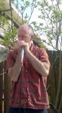 Patrick Galvin, the Harmonica Man