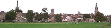 Stamford front landscape