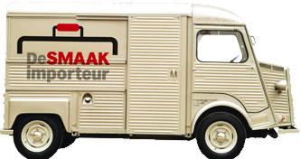 Logo De Smaakimporteur - Marieke & Kees Sterrenburg