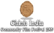 CHINH community film festival logo - Internationaal filmfestival New Delhi, India