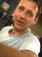 Max Hoven op de set van Russen - foto Mark de Blok